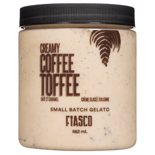 Picture of Gelato - Creamy Coffee Toffee - 562 ml