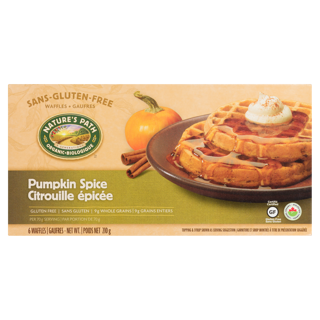 Picture of Waffles - Maple Cinnamon - 210 g