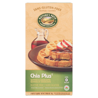 Picture of Waffles - Chia Plus - 210 g