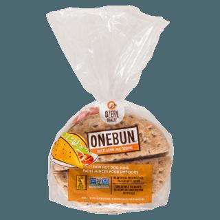 Picture of One Bun - Multi Grain Hot Dog - 400 g