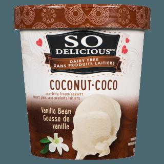 Picture of Coconut Milk Non-Dairy Frozen Dessert - Vanilla Bean - 500 ml