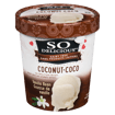 Picture of Coconut Milk Non-Dairy Frozen Dessert - Vanilla Bean - 500 ml