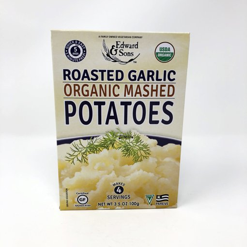 Picture of Mashed Potatoes - Roasted Garlic - 100 g