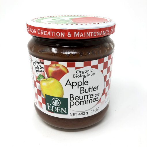 Picture of Apple Butter Spread Organic - 482 g