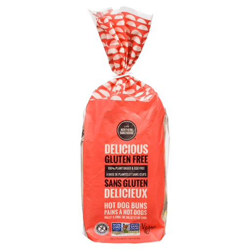 Picture of Millet & Chia Hot Dog Buns - 260 g