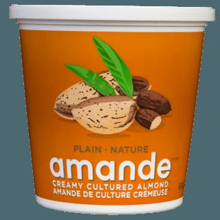 Picture of Cultured Almondmilk - Plain - 680 g