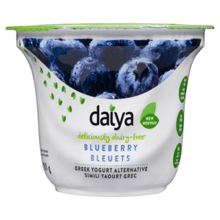 Picture of Greek Yogurt Alternative - Blueberry - 150 g