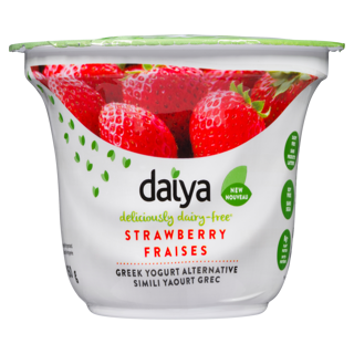 Picture of Greek Yogurt Alternative - Strawberry - 150 g