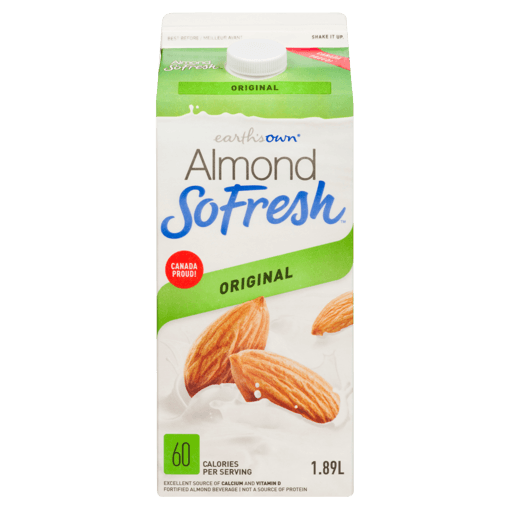 Picture of Almond SoFresh - Original - 1.89 L
