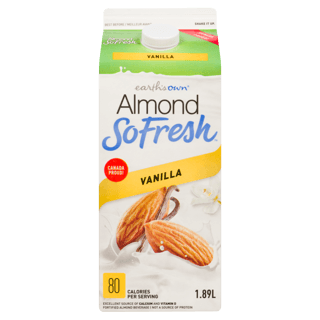Picture of Almond SoFresh - Vanilla - 1.89 L