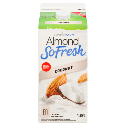 Picture of Almond SoFresh - Unsweetened Original - 1.89 L