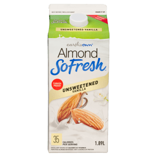 Picture of Almond SoFresh - Unsweetened Vanilla - 1.89 L