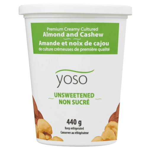 Picture of Cultured Almond & Cashew - Unsweetened - 440 g