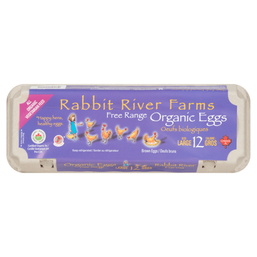 Picture of Organic Large Eggs - 12 count