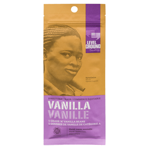 Picture of Vanilla Beans - 5 count