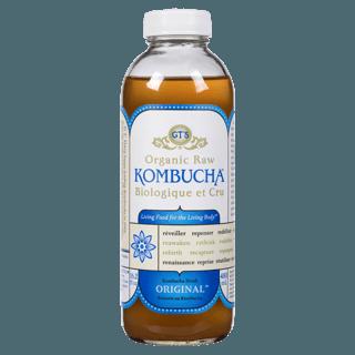 Picture of Kombucha Drink - Original - 480 ml