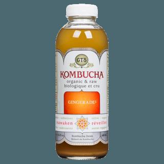 Picture of Kombucha Drink - Gingerade - 480 ml