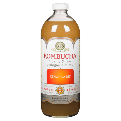 Picture of Kombucha Drink - Gingerade - 1.4 L