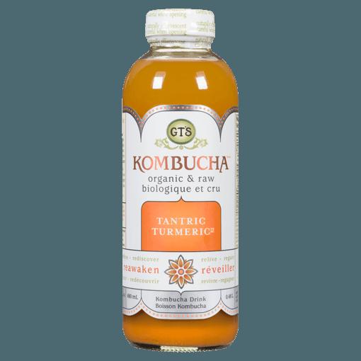 Picture of Kombucha Drink - Tantric Turmeric - 480 ml