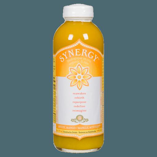 Picture of Synergy Kombucha Drink - Mystic Mango - 480 ml