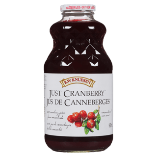 Picture of Juice - Just Cranberry - 946 ml