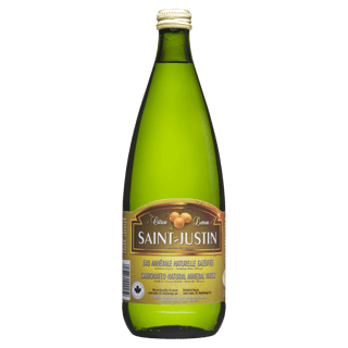 Picture of Mineral Water - Lemon - 750 ml