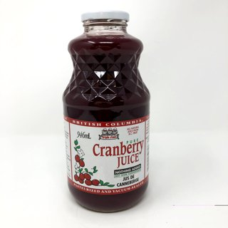 Picture of Juice - Pure Cranberry - 946 ml