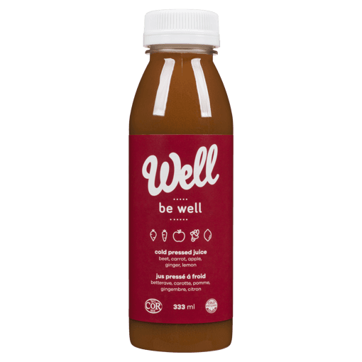 Picture of Cold Pressed Juice - Be Well - 354 ml