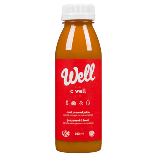 Picture of Cold Pressed Juice - C Well - 354 ml
