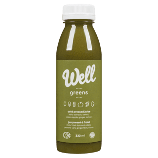 Picture of Cold Pressed Juice - Greens - 354 ml