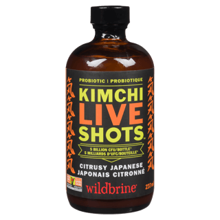 Picture of Probiotic Live Shots - Japanese Citrusy Kimchi - 237 ml