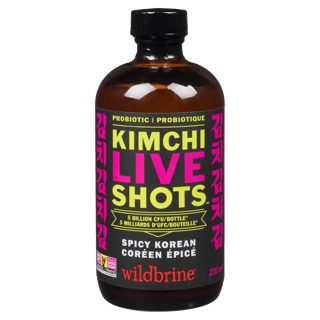 Picture of Probiotic Live Shots - Korean Spicy Kimchi - 237 ml