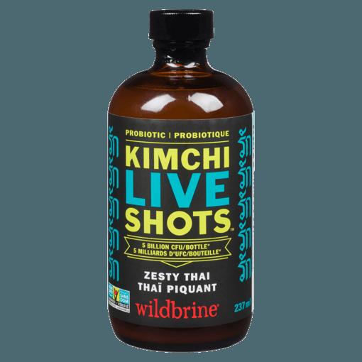 Picture of Probiotic Live Shots - Thai Lemongrass Kimchi - 237 ml