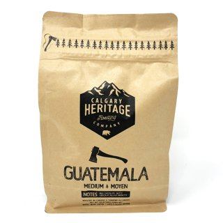 Picture of Whole Bean Coffee - Guatemala - 340 g