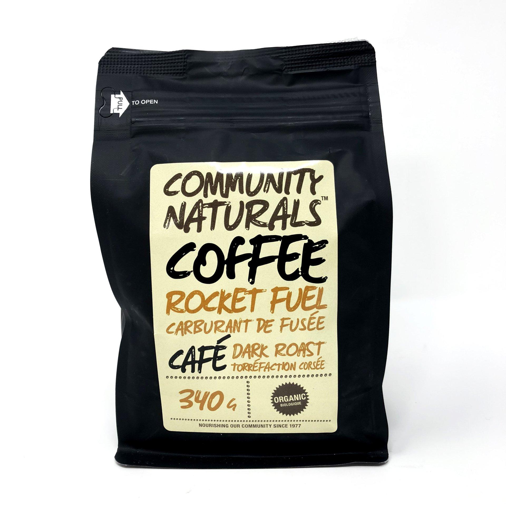 Coffee - Rocket Fuel - 340 g