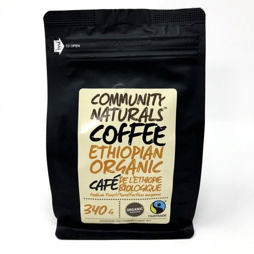 Picture of Coffee - Ethiopian Organic - 340 g