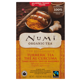 Picture of Herbal Tea - Turmeric Three Roots - 12 count