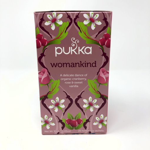 Picture of Tea - Womankind - 20 count