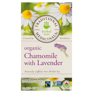 Picture of Herbal Tea - Chamomile with Lavender - 20 count