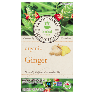 Picture of Herbal Tea - Ginger - 20 count