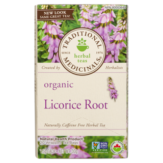 Picture of Herbal Tea - Licorice Root - 20 count