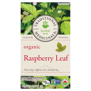 Picture of Herbal Tea - Raspberry Leaf - 20 count