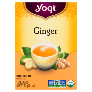 Picture of Tea - Ginger - 16 count