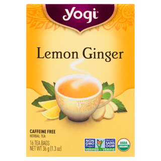 Picture of Tea - Lemon Ginger - 16 count