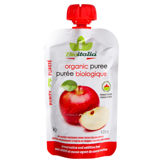 Picture of Organic Smoothies - Apple - 120 g