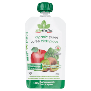 Picture of Organic Smoothies - Apple Spinach Kiwi - 120 g