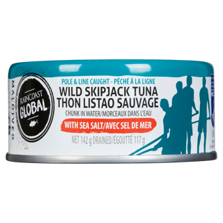 Picture of Wild Skipjack Tuna - With Sea Salt - 142 g