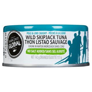 Picture of Wild Skipjack Tuna - No Salt Added - 142 g