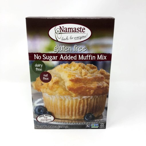Picture of No Sugar Added Muffin Mix - 397 g