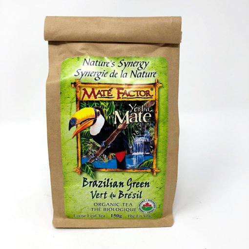 Picture of Yerba Mate Loose Tea - Brazilian Green - 150 g